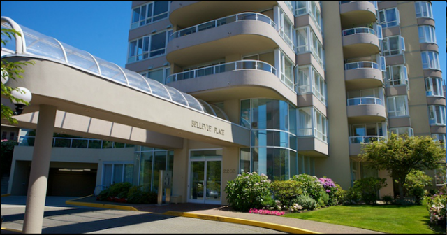 Bellevue Place   --   2203 BELLEVUE AV - West Vancouver/Dundarave #4