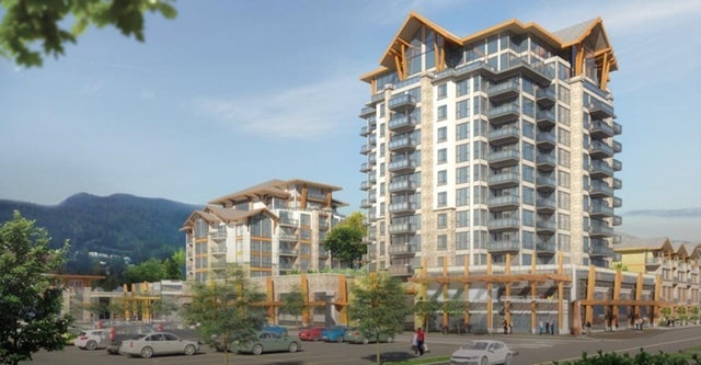 The Residencies at Lynn Valley   --   1199 Lynn Valley Road - North Vancouver/Lynn Valley #1