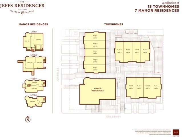 Jeff's Residences   --   1240 Salsbury Drive - Vancouver East/Grandview Woodland #2