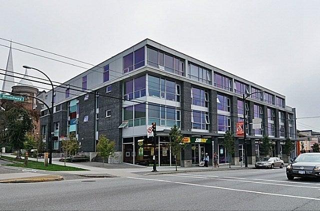 OnQue   --   2511 Quebec Street - Vancouver East/Mount Pleasant VE #2