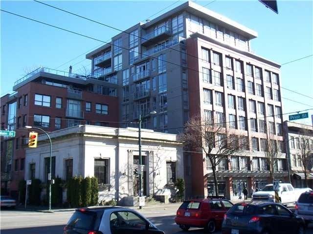 Left Bank   --   919 STATION ST - Vancouver East/Mount Pleasant VE #4