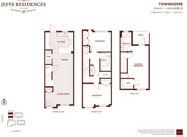Jeff's Residences   --   1240 Salsbury Drive - Vancouver East/Grandview Woodland #3
