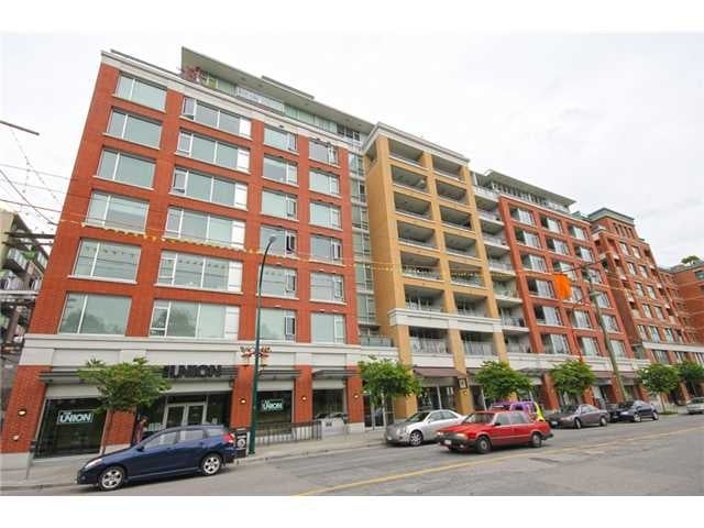 V6A   --   221 Union Street - Vancouver East/Mount Pleasant VE #1