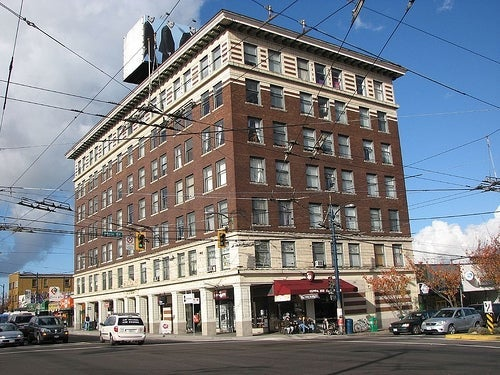 Lee Building   --   175 East Broadway  - Vancouver East/Mount Pleasant VE #1