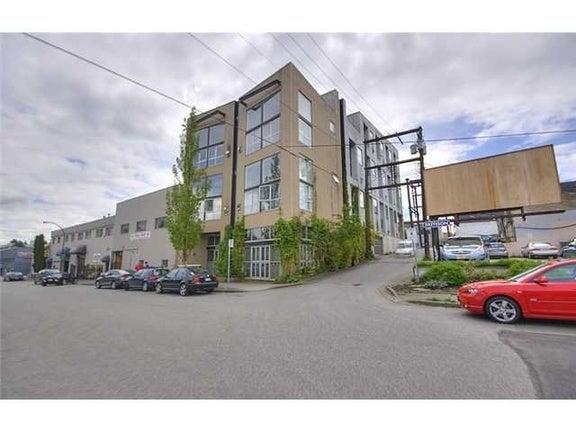 Granite Block   --   234 E 5 AV - Vancouver East/Mount Pleasant VE #1