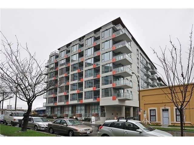 District   --   251 East 7th Avenue - Vancouver East/Mount Pleasant VE #1