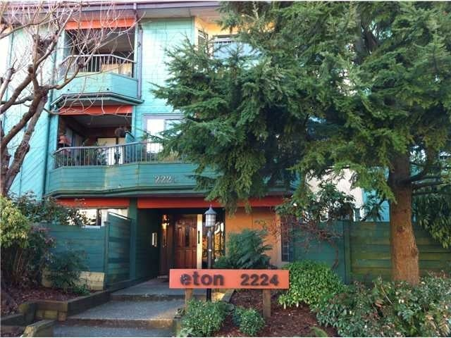 Eton Place   --   2224 ETON ST - Vancouver East/Hastings #14