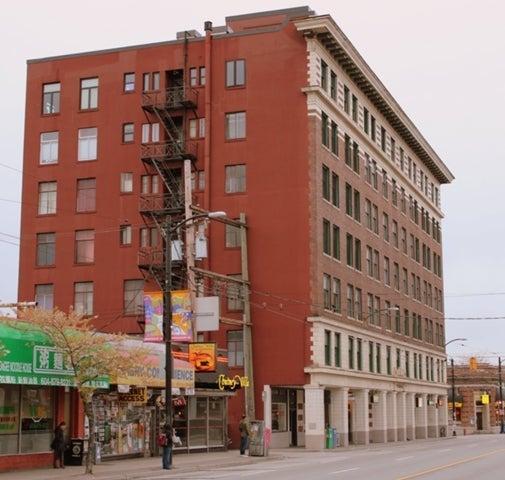 Lee Building   --   175 East Broadway  - Vancouver East/Mount Pleasant VE #2