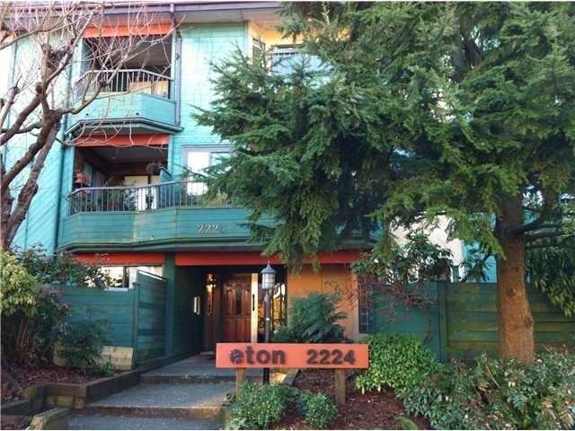 Eton Place   --   2224 ETON ST - Vancouver East/Hastings #1
