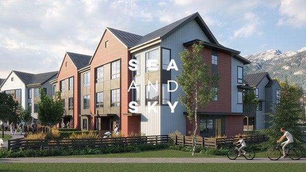 SEAandSKY by BlueSky Properties & Kingswood   --   1500 HIGHWAY 99 - Squamish/Hospital Hill #1