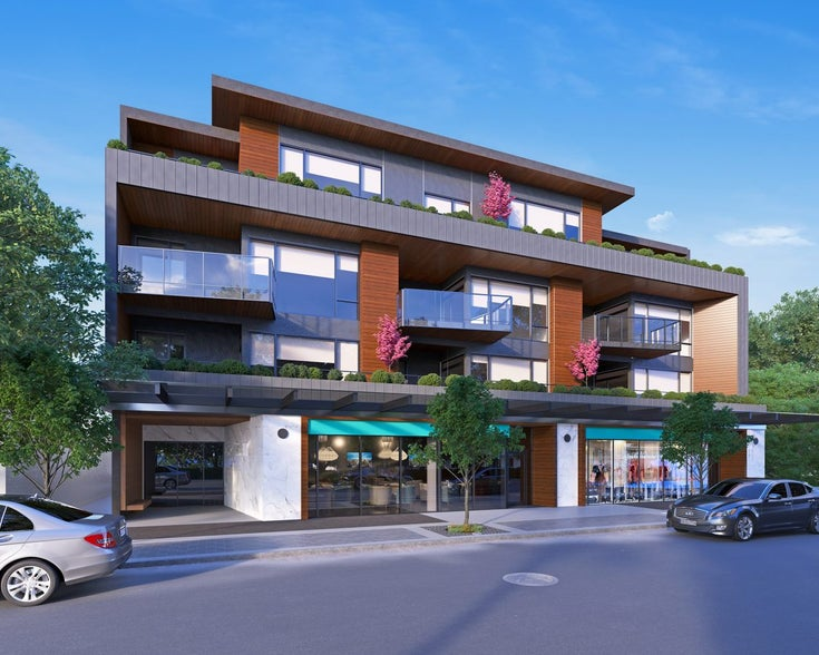 Cleveland Gardens by PRC Construction   --   38165 Cleveland Avenue - Squamish/Downtown SQ #1