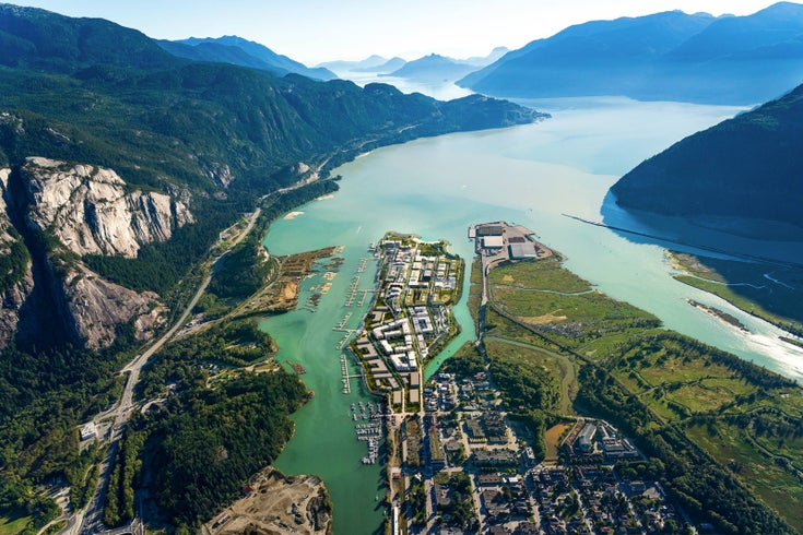 Oceanfront Squamish by Matthews West   --   37200 Galbrath Road - Squamish/Downtown SQ #1