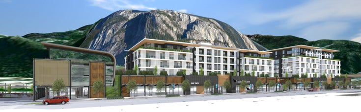 The Plaza at Junction Park by Solterra Development Corp.   --   37870 cleveland avenue - Squamish/Downtown SQ #1