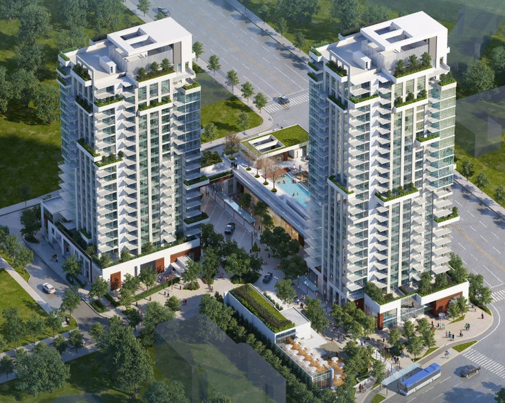 Park West at Lions Gate   --   1633 Capilano Road, North Vancouver - North Vancouver/Capilano NV #1