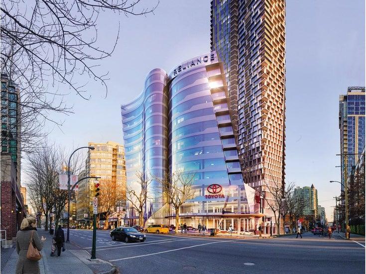 BURRARD PLACE II   --   1290 Burrard Street - Vancouver West/Downtown VW #1
