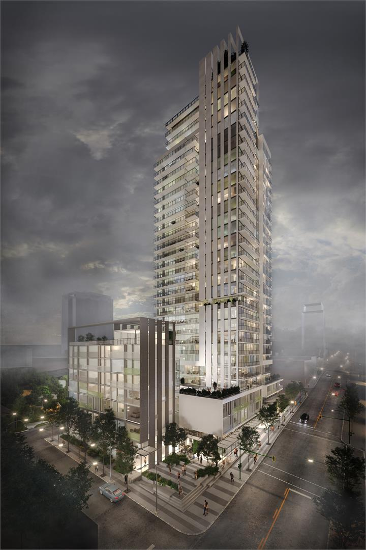 Ovation   --   813 Carnarvon St - New Westminster/Downtown NW #1