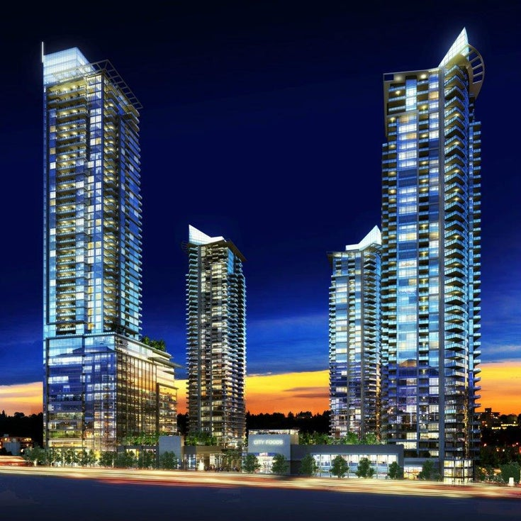 Solo District 3   --   2131 Willingdon Street - Burnaby North/Brentwood Park #1