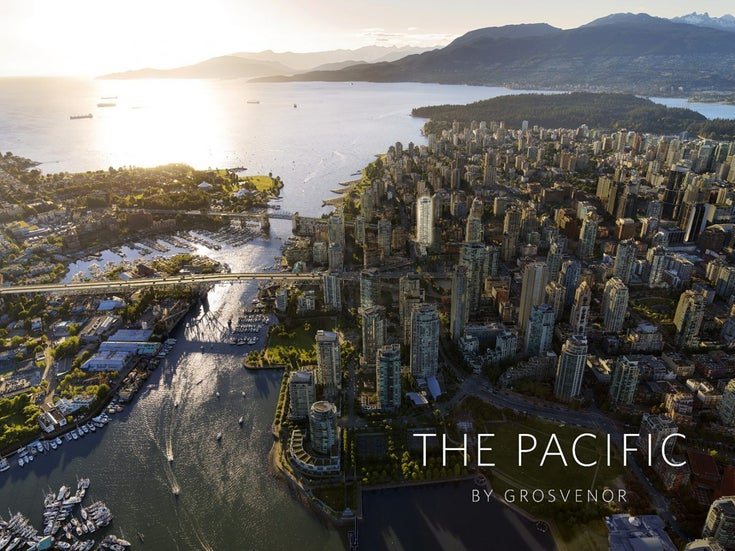 THE PACIFIC   --   886 Pacific Street - Vancouver West/Downtown VW #1
