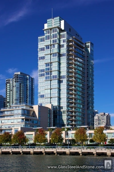 King's Landing West Tower   --   428 BEACH CR - Vancouver West/Yaletown #1
