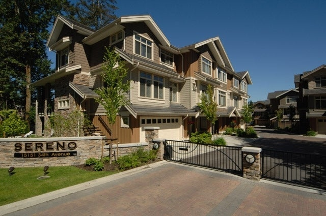 Sereno Townhomes   --   15151 34 AV, South Surrey White Rock, BC - South Surrey White Rock/Morgan Creek #1