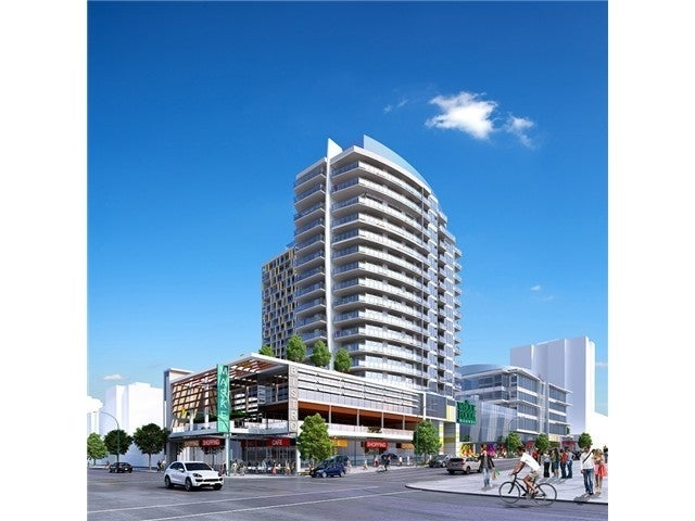 CENTREVIEW BY ONNI    --   1308 LONSDALE AV - North Vancouver/Central Lonsdale #1