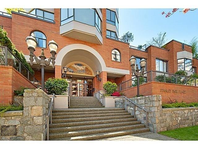 Stanley Park Place   --   1860 ROBSON ST - Vancouver West/West End VW #1
