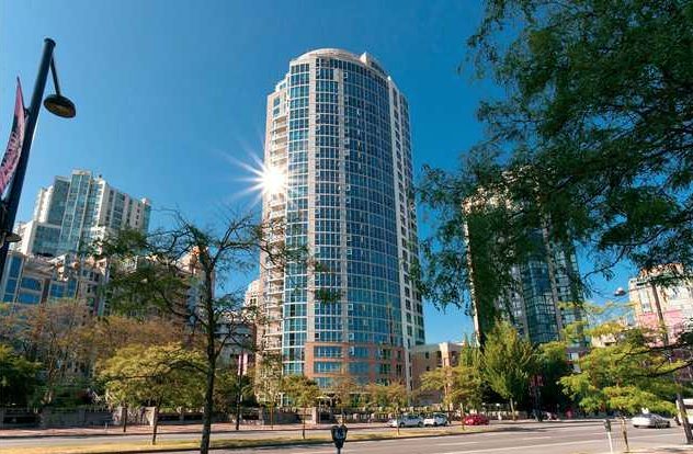 Governors Tower Condos, Vancouver