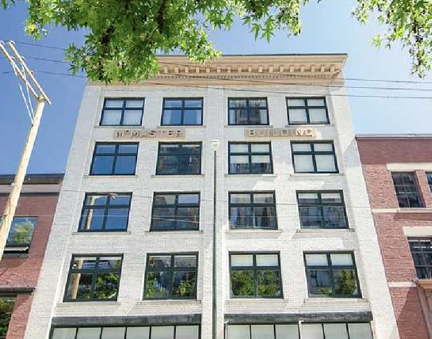 McMaster Building   --   1180 HOMER ST - Vancouver West/Yaletown #1