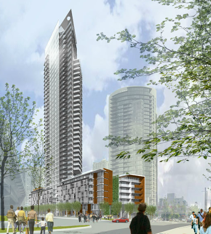 The Mark Condos for Sale, Yaletown/Downtown