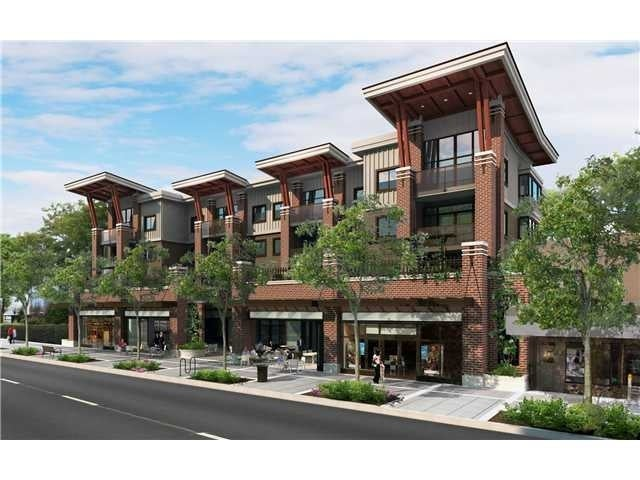 The Ivy   --   1265 MARINE DR - North Vancouver/Norgate #1