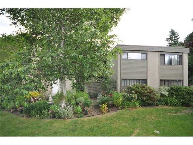 Plateau Village   --   1261 PLATEAU DR - North Vancouver/Pemberton Heights #1