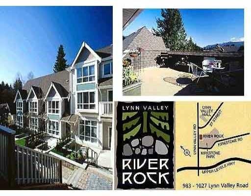 River Rock   --   997 LYNN VALLEY RD - North Vancouver/Lynn Valley #1