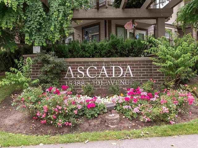 Ascada II   --   15388 101 AV - North Surrey/Guildford #1