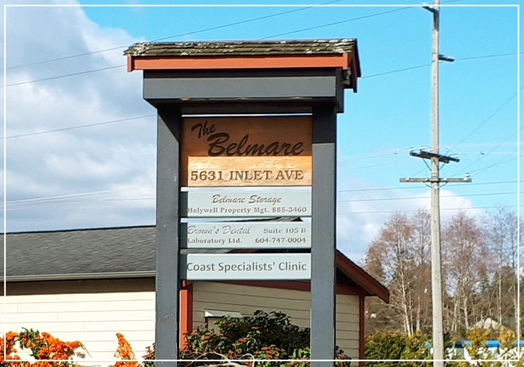 The Belmar in Sechelt at 5631 Inlet Avenue   --   5631 Inlet Avenue, Sechelt - Sunshine Coast/Sechelt District #1
