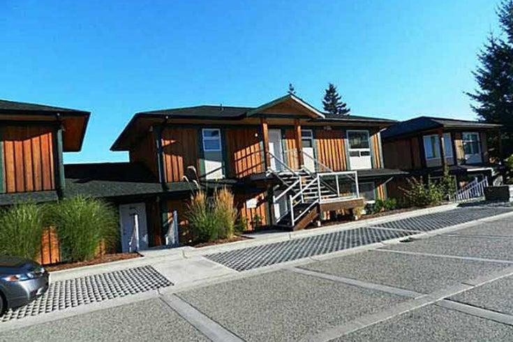 Blue Northern Homes in Sechelt at 5778 Marine Way   --   5778 MARINE WAY - Sunshine Coast/Sechelt District #1