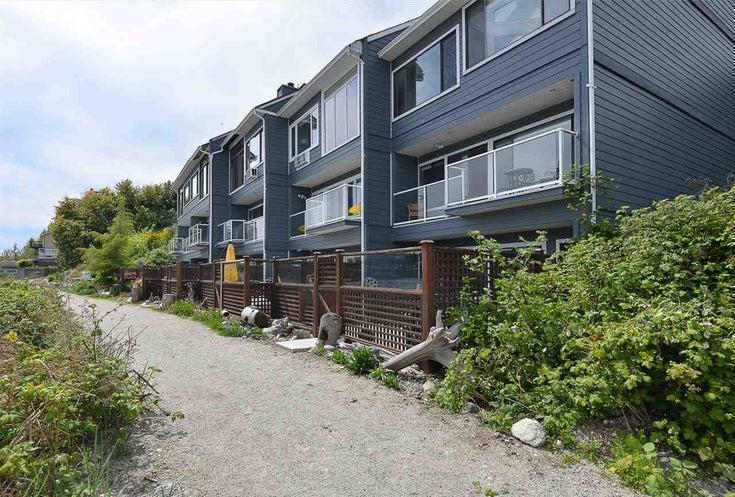 504 to 512 Marine Drive Waterfront Townhouses   --   508 MARINE DR - Sunshine Coast/Gibsons & Area #1