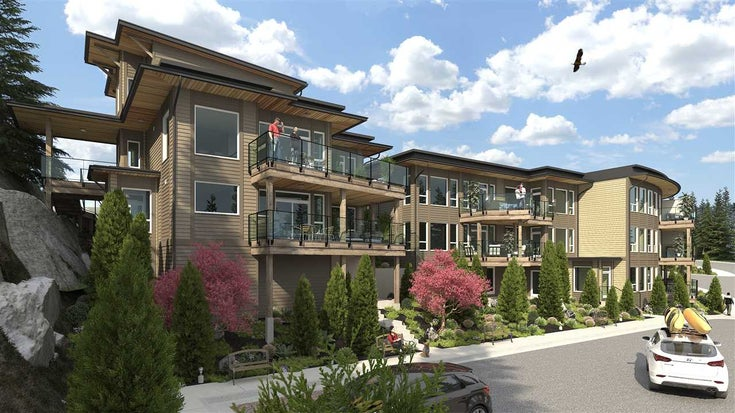 The Grandview, Porpoise Bay Estates at 5782 Marine Way    --   5782 MARINE WY - Sunshine Coast/Sechelt District #1