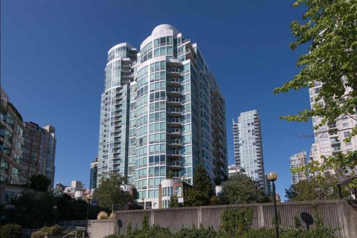 Pacific Premenade   --   888 BEACH AV - Vancouver West/Yaletown #1