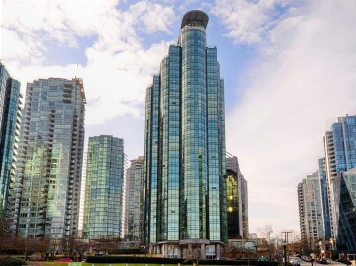 Harbourside Park   --   588 BROUGHTON ST - Vancouver West/Coal Harbour #1