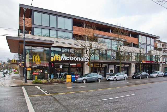 The Mack   --   2525 Blenheim Street - Vancouver West/Kitsilano #2