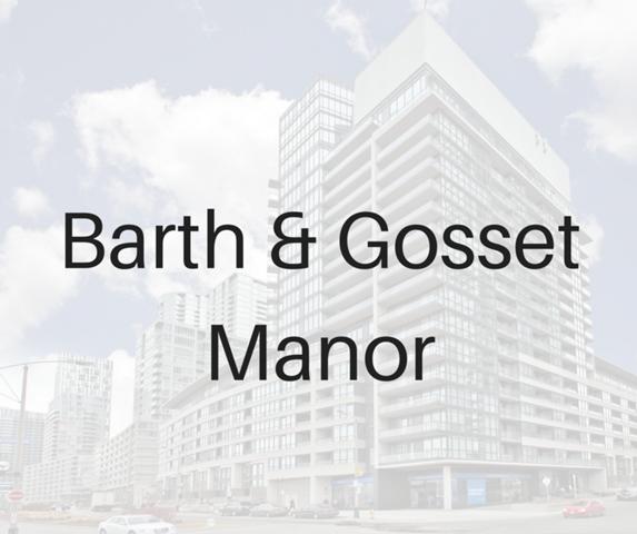Barth & Gosset Manor Stony Plain Condos for Sale   --   5211 50 ST - Stony Plain/Downtown_STPL #1