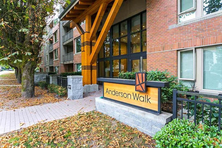 Anderson Walk   --   119 22ND ST - North Vancouver/Central Lonsdale #1