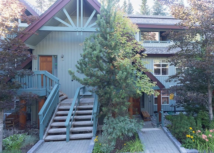 Arrowhead Point   --   4890 PAINTED CLIFF RD - Whistler/Benchlands #1