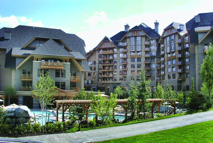 Four Seasons Resort   --   4591 BLACKCOMB WY - Whistler/Benchlands #1