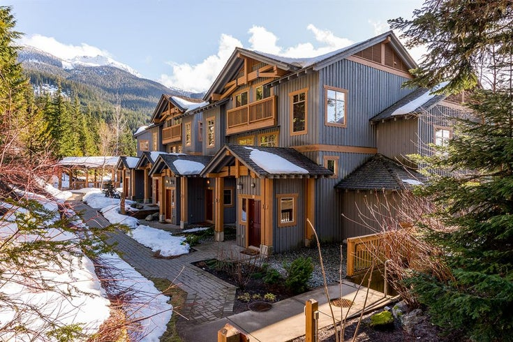 Bluffs   --   2301 TALUSWOOD PL - Whistler/Nordic #1