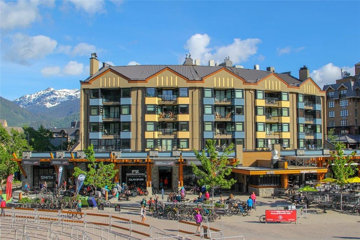 Carleton Lodge   --   4290 MOUNTAIN SQ - Whistler/Whistler Village #1