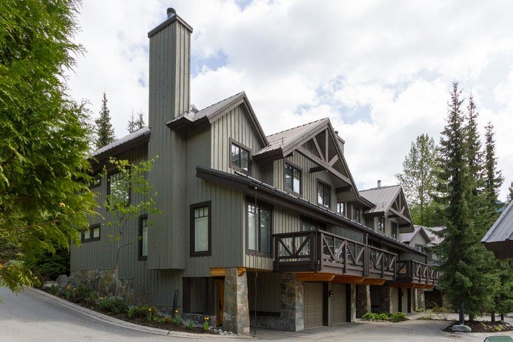 Crystal Ridge   --   4873 PAINTED CLIFF RD - Whistler/Benchlands #1