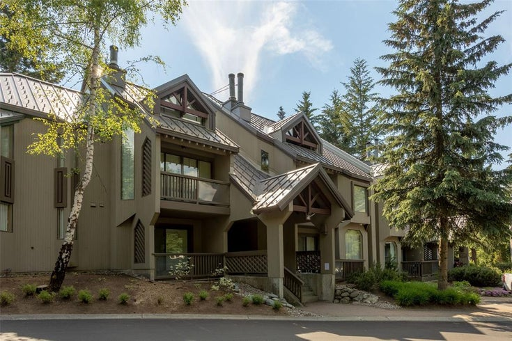 Gables   --   4510 BLACKCOMB WY - Whistler/Benchlands #1