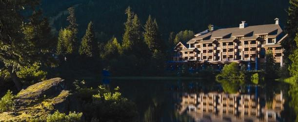 Nita Lake Lodge   --   2131 LAKE PLACID RD - Whistler/Whistler Creek #1