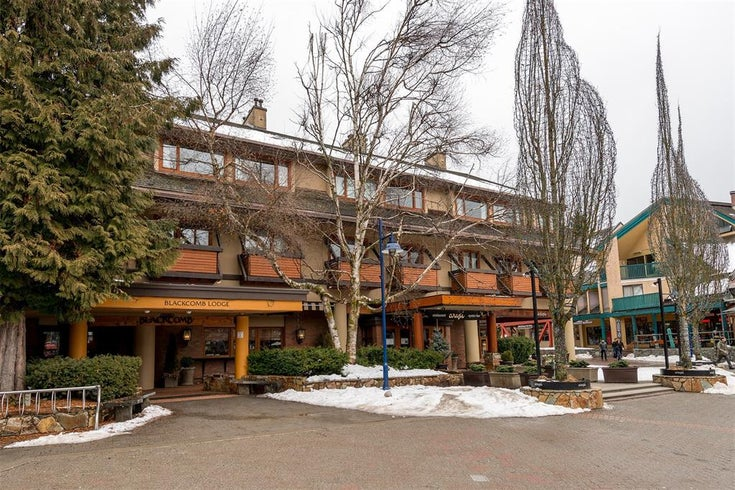 Blackcomb Lodge   --   4220 GATEWAY DR - Whistler/Whistler Village #1